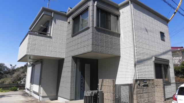 戸建住宅の塗り替え
